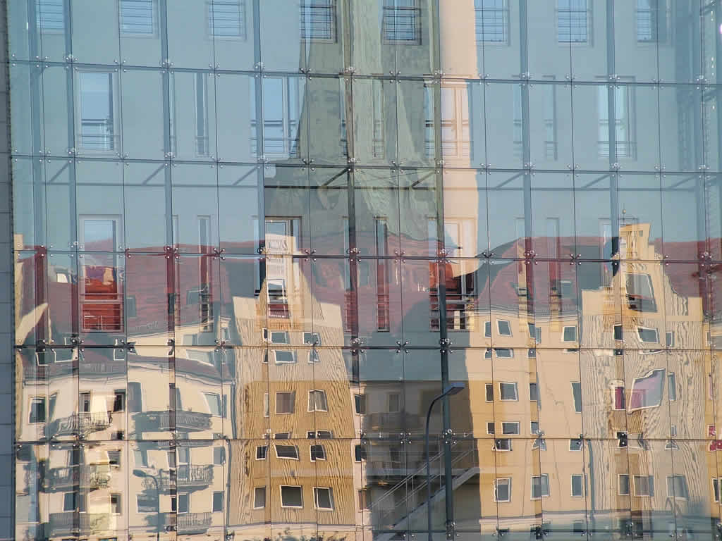 Photo: Reflections at the Spree