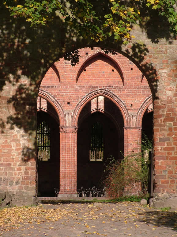 Photo: The Kloster Chorin