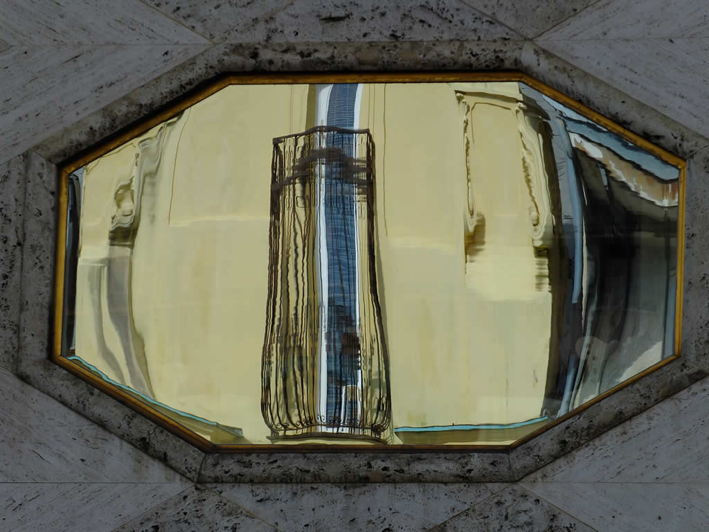 Photo: Reflections, Zagreb