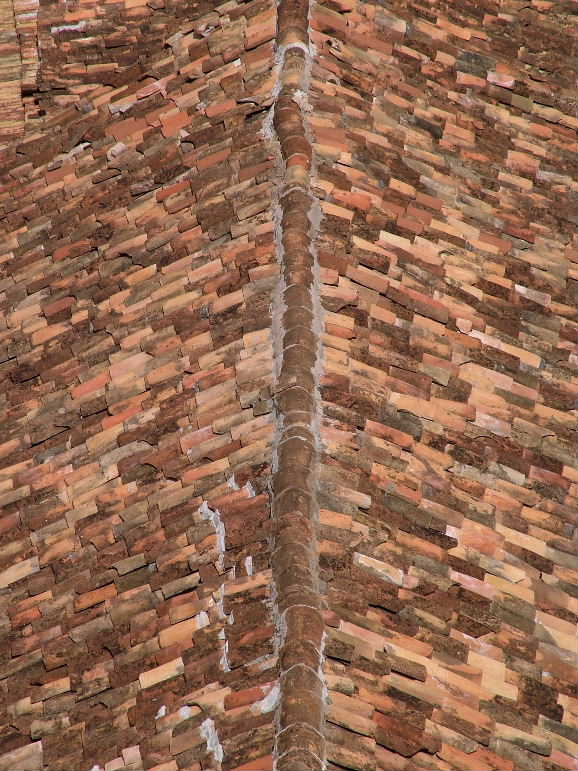 Photo: Roof tiles Trinidad