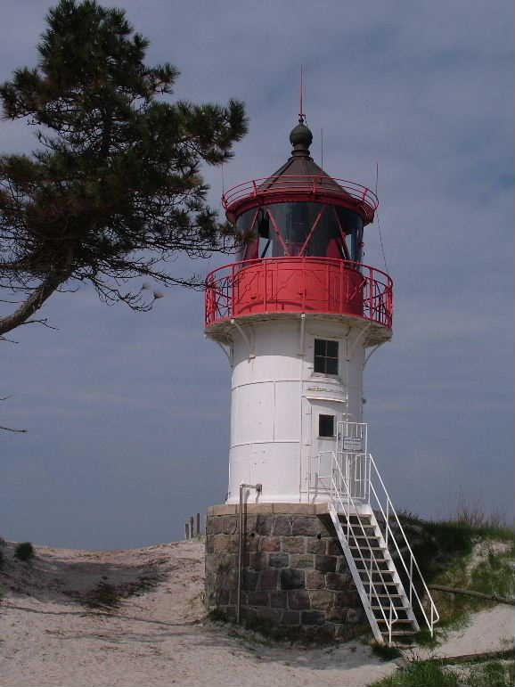 Photo: Lighthouse, Hiddensee