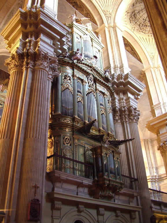 Photo: Cathedral, Malaga