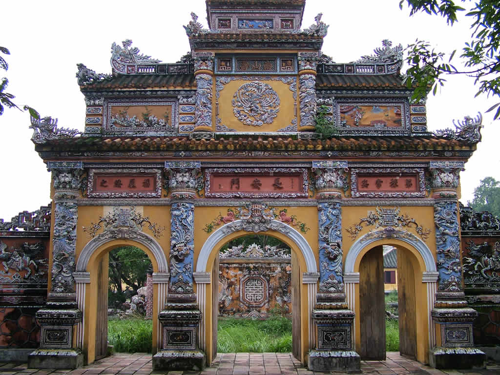 Photo: Hue Imperial City