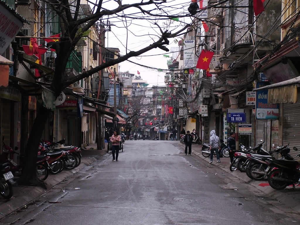 Photo: 1st Day of TET